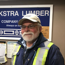 Our Team at Turkstra Lumber Brantford, yard staff, safety rep, driver, counter staff, load builder, customer service representative, estimator, account manager, assistant manager.